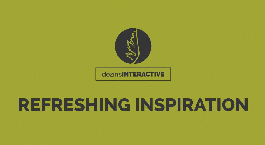 Refreshing Inspiration