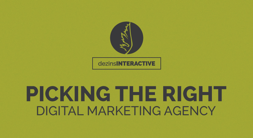 Picking the Right Digital Marketing Agency