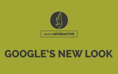 Google's New Look