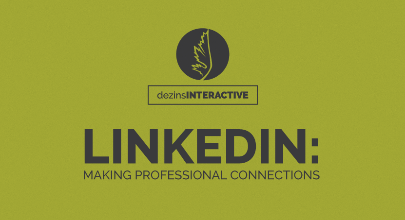 LinkedIn: Making Professional Connections