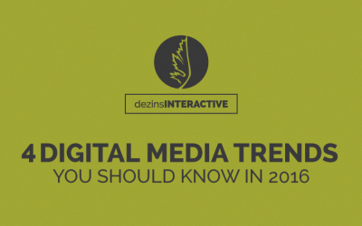 4 Digital Media Trends You Should Know In 2016