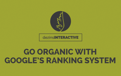 Go Organic with Google's Ranking System