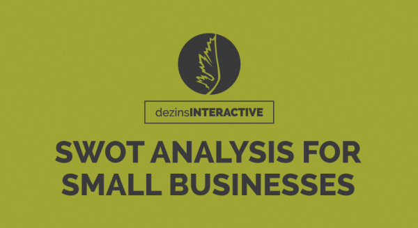 SWOT Analysis For Small Businesses
