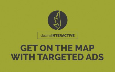 Get on the Map with Targeted Ads