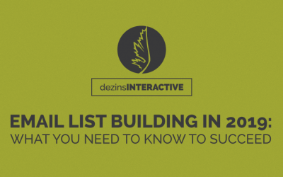 Email List Building in 2019: What You Need to Know to Succeed