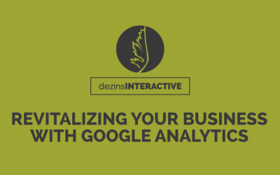 Revitalizing your Business with Google Analytics