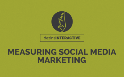 Measuring Social Media Marketing